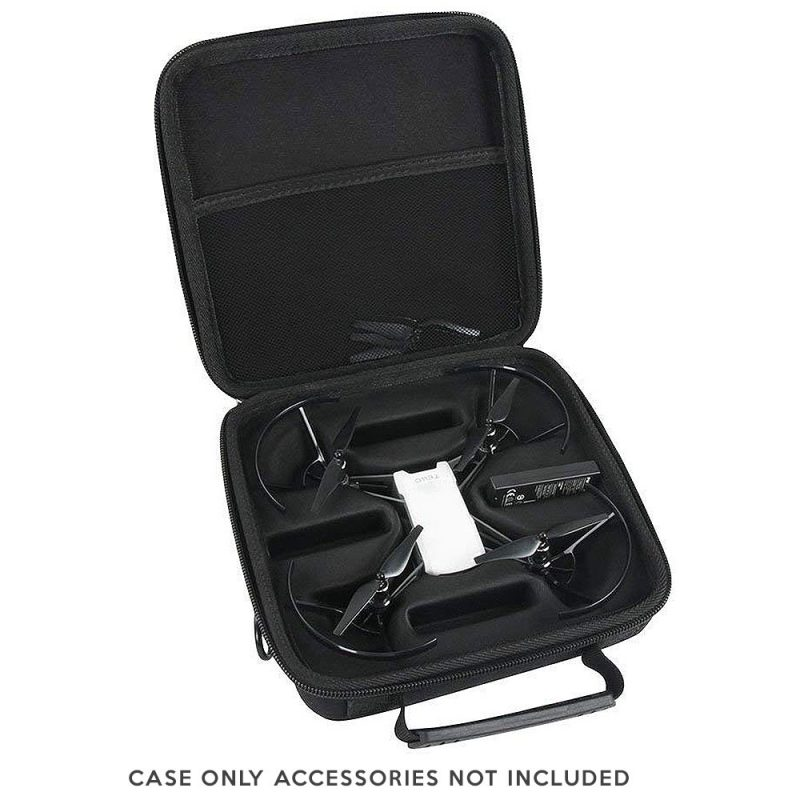 HermitShell Tello Carry Case Square - Tello HQ