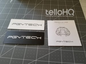 DJI Tello 360 Protective cage by PYGtech