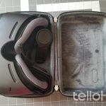 HermitShell Goggle Case SMALL - Shown Holding the 2017 Galaxy Gear - Tello HQ