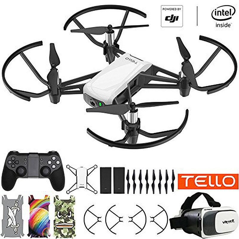 Tello Drone Bundle - Tello HQ