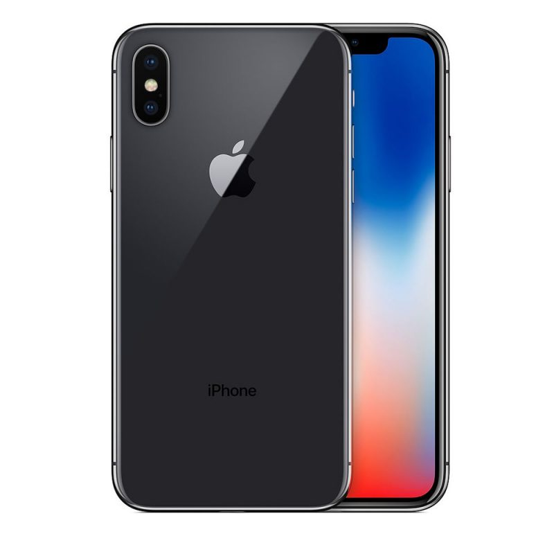 Apple iPhoneX Space Gray - Tello HQ