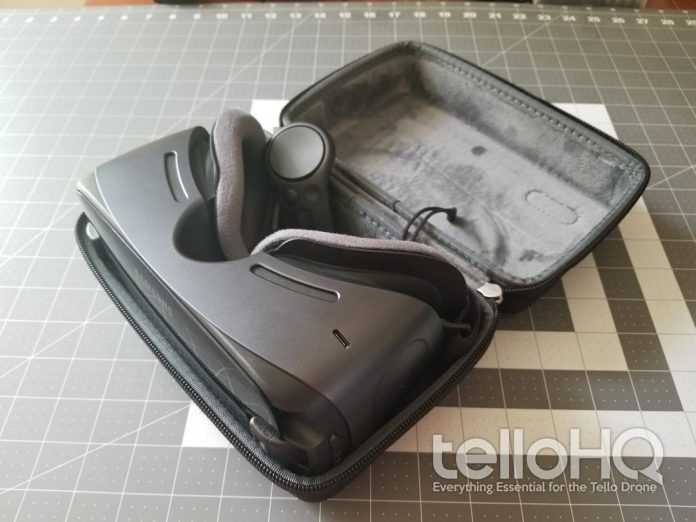 Hermitshell VR Goggle Headset Carry Case – Small Size